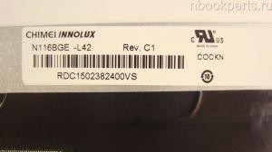"""Матрица 11.6"""" N116BGE-L41 (уши по бокам)"""