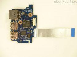 Плата USB/LAN Acer Aspire 5538