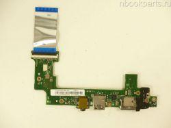 Audio / USB / Lan плата Asus X101