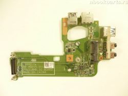 USB/ LAN/ Audio плата Dell Inspiron M5110/ N5110