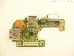 Плата питания/ USB/ VGA Dell Inspiron M5110/ N5110