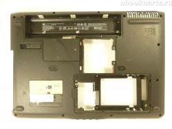 Нижняя часть корпуса HP Pavilion DV2000