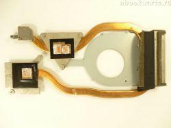 Радиатор (термотрубка) Acer Aspire 7741