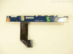 Плата LED индикации Lenovo IdeaPad G570/ G575