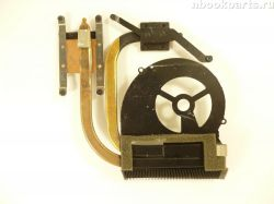 Радиатор (термотрубка) Lenovo IdeaPad Z580/ Z585