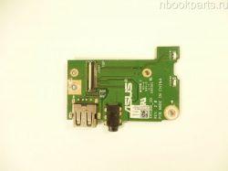 USB/ Audio плата Asus F553M/ X553M