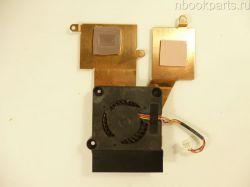 Система охлаждения (вентилятор + кулер) Asus Eee PC 1001PXD