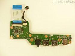 Плата USB/ Audio/ питания Acer Aspire One V5-121/ V5-131/ V5-171
