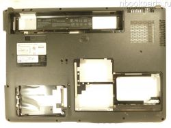 Нижняя часть корпуса HP Pavilion DV9500