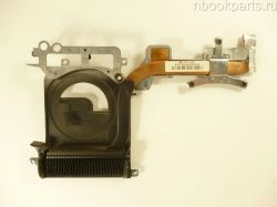 Радиатор (термотрубка) №1 HP Pavilion DV9500