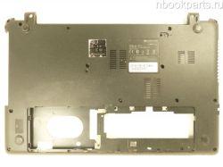 Нижняя часть корпуса Packard Bell TE69 (Z5WT1) (дефект)