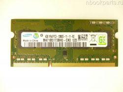 Оперативная память SO-DIMM DDR3 4GB 1600mHz (Б/У)