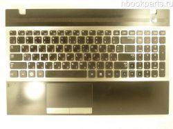 Палмрест с клавиатурой и тачпадом Samsung NP300V5A