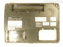 Нижняя часть корпуса Toshiba Satellite A200/ A210 (дефект)