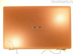 Крышка матрицы Acer Aspire 5551 (дефект)