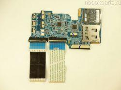 Плата Cardreader с шлейфами MSSD Sony Vaio VPC-SE (PCG-41418V)