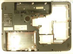 Нижняя часть корпуса Acer Aspire 7720