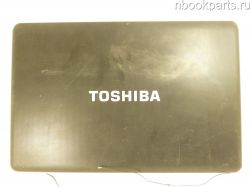 Крышка матрицы Toshiba Satellite C660 (дефект)