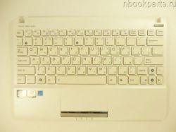Палмрест с клавиатурой и тачпадом Asus Eee PC 1025C
