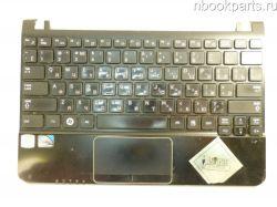 Палмрест с клавиатурой и тачпадом Samsung NC110