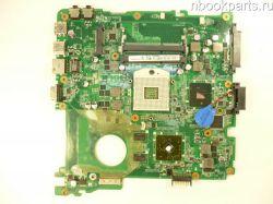 Неисправная материнская плата Acer Aspire 4738ZG (дефект)