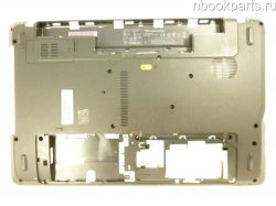 Нижняя часть корпуса Packard Bell TS11/ TV11 (P5WS0/ Q5WS8) (дефект)