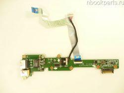 Плата питания/ USB/ заряда аккумулятора Acer Aspire V5-551