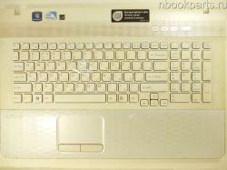 Палмрест с тачпадом и клавиатурой Sony Vaio VPC-EJ (PCG-91312V) (дефект)