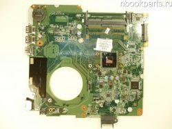 Неисправная материнская плата HP Compaq 15-F